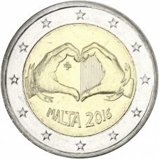 MALTA 2 EURO 2016 - LOVE