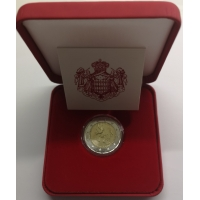 MONACO 2 EURO 2013 - 20TH ANNIVERSARY OF UN MEMBERSHIP - BU
