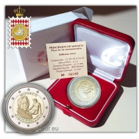 MONACO 2 EURO 2018 – THE 250TH ANNIVERSARY OF THE BIRTH OF FRANÇOIS-JOSEPH BOSIO (1768-1845)
