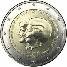 NETHERLANDS 2 EURO 2013 - DOUBLE PORTRAIT