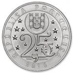 PORTUGAL 2.5 EURO