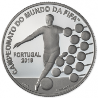 PORTUGAL 2.5 EURO 2018 - FOOTBALL WORLD CHAMPIONSHIP