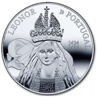 PORTUGAL 5 EURO 2014 - D. LEONOR FROM PORTUGAL