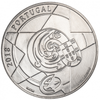 PORTUGAL 5 EURO 2018 - BAROQUE