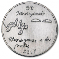 PORTUGAL 5 EURO 2017 - FUTURE
