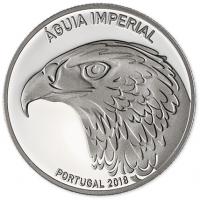 PORTUGAL 5 EURO 2018 - IMPERIAL EAGLE