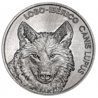 PORTUGAL 5 EURO 2019 - IBERIAB WOLF