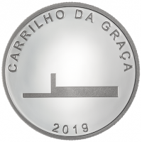 PORTUGAL 7.5 EURO 2019 - ARCHITECT CARRILLO DA GRASA