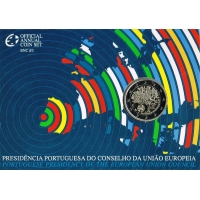 PORTUGAL 2 EURO 2007 - PRESIDENCY OF THE EU COUNCIL -C/C