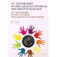 PORTUGAL 2 EURO 2008 - HUMAN RIGHTS -C/C