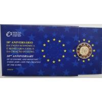 PORTUGAL 2 EURO 2009 - 10 Years Euro - EMU PROOF