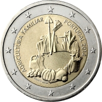 PORTUGAL 2 EURO 2014 - FAMILY FARMING