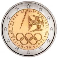 PORTUGAL 2 EURO 2021 - Summer Olympics 2020