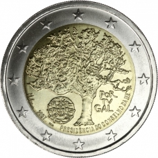 PORTUGAL 2 EURO 2007 - PRESIDENCY OF THE EU COUNCIL