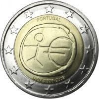 PORTUGAL 2 EURO 2009 - EMU