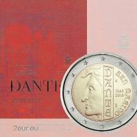 SAN MARINO 2 EURO 2015 - DANTE ALIGHIERI