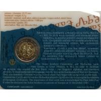 SLOVAKIA 2 EURO 2013 - SAINTS CYRIL AND METHODIUS -C/C