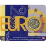 SLOVAKIA COIN CARD