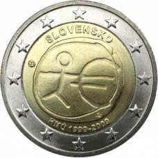 SLOVAKIA 2 EURO 2009 - EMU