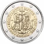 SLOVAKIA 2 EURO