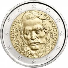 SLOVAKIA 2 EURO 2015 - LUDOVÍT STUR