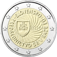 SLOVAKIA 2 EURO 2016 - SLOVAK PRESIDENCY OF THE COUNCIL OF THE EU
