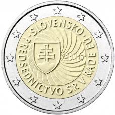 SLOVAKIA 2 EURO 2016 - SLOVAK PRESIDENCY OF THE COUNCIL OF THE EU