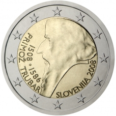 SLOVENIA 2 EURO 2008 - PRIMOŽ TRUBAR