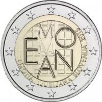 SLOVENIA 2 EURO 2015 - 2000 YEARS OF EMONA - LJUBLJANA