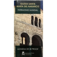 SPAIN 2 EURO 2017 - OVIEDO: SANTA MARIA DEL NARANCO - PROOF