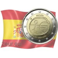 SPAIN 2 EURO 2009 - EMU