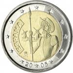 SPAIN 2 EURO