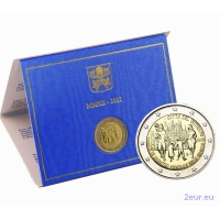 VATICAN 2 EURO 2012 - WORLD MEETINGS OF FAMILIES