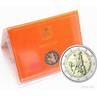 VATICAN 2 EURO 2016 - HOLY YEAR OF MERCY