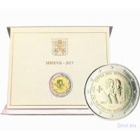 VATICAN 2 EURO 2017 - 1950TH ANNIVERSARY MARTYRDOM SAINT PETER & SAINT PAUL