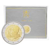 VATICAN 2 EURO 2020 - 100TH BIRTH ANNIVERSARY OF POPE JOHN PAUL II