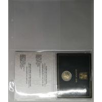 SHEET FOR 2 EURO COINS - VATICAN