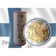 FINLAND 2 EURO 2005 - DOVE OF PEACE