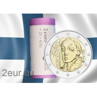 FINLAND 2 EURO 2012 - HELENE SCHJERFBECK roll