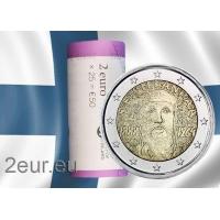 FINLAND 2 EURO 2013 - F.E.SILLANPAA roll