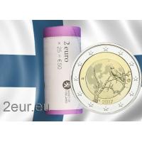 FINLAND 2 EURO 2017 - FINNISH NATURE