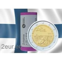 FINLAND 2 EURO 2021-2 - Åland autonomy 100 years