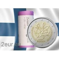 FINLAND 2 EURO 2021 - Journalism roll