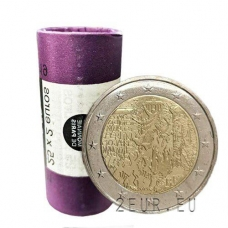 FRANCE 2 EURO 2019 - 30TH ANNIVERSARY OF THE FALL OF THE BERLIN WALL r