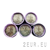 GERMANY 2 EURO 2019/2 - 30TH ANNIVERSARY OF THE FALL OF THE BERLIN WALL (A D F G J)r