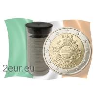 IRELAND 2 EURO 2012 - 10 YEARS OF EUROr
