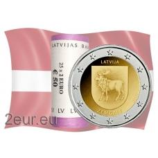 LATVIA 2 EURO 2018 - ZEMGALE r