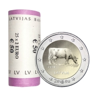 LATVIA 2 EURO 2016 -  AGRICULTURE OF LATVIA