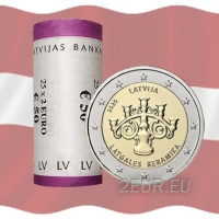LATVIA 2 EURO 2020 - Latgalian ceramics R