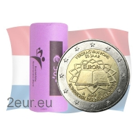 NETHERLANDS 2 EURO 2007 - TREATY OF ROMEr